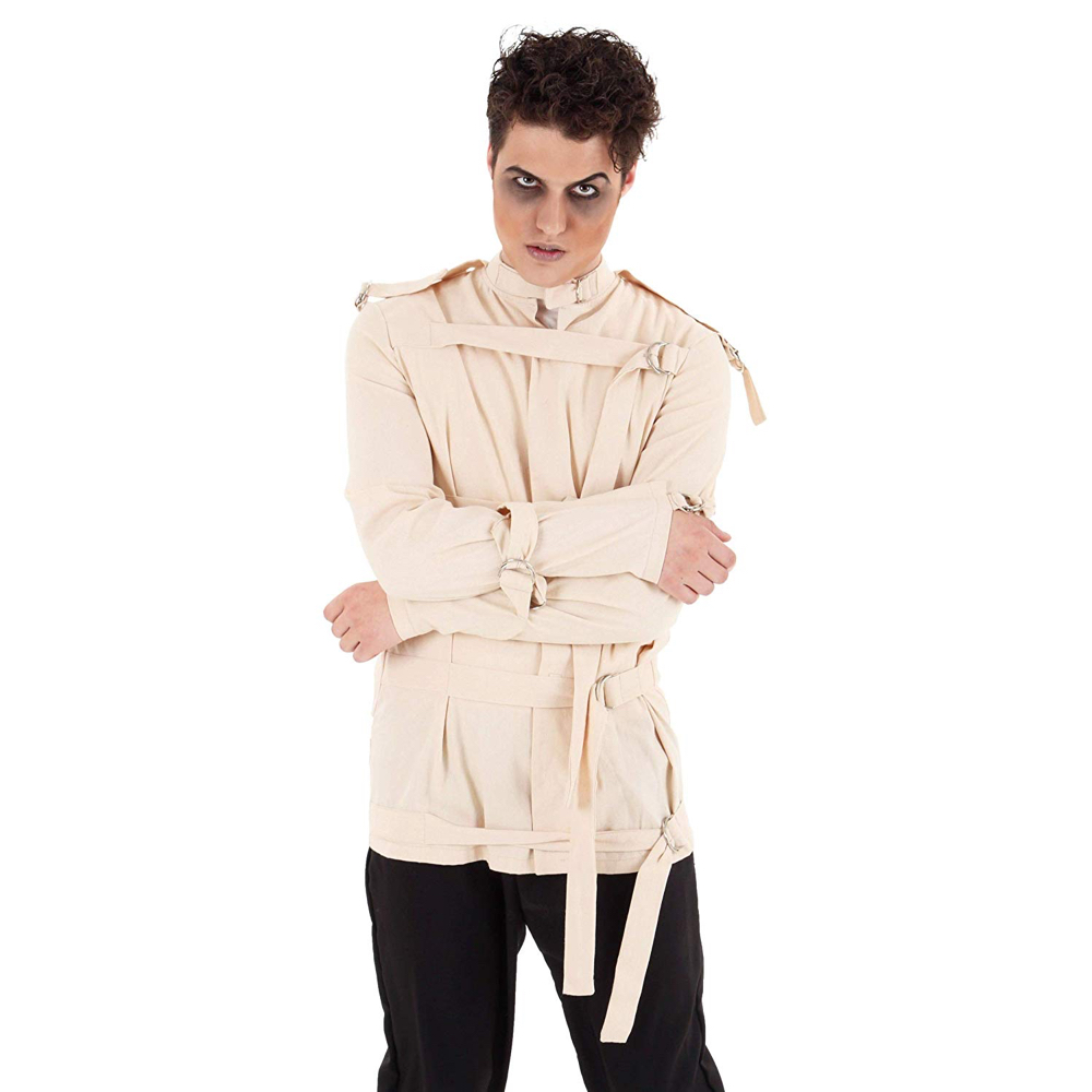 Hannibal Lecter Costume - Silence of the Lambs - Hannibal Lecter Straight Jacket
