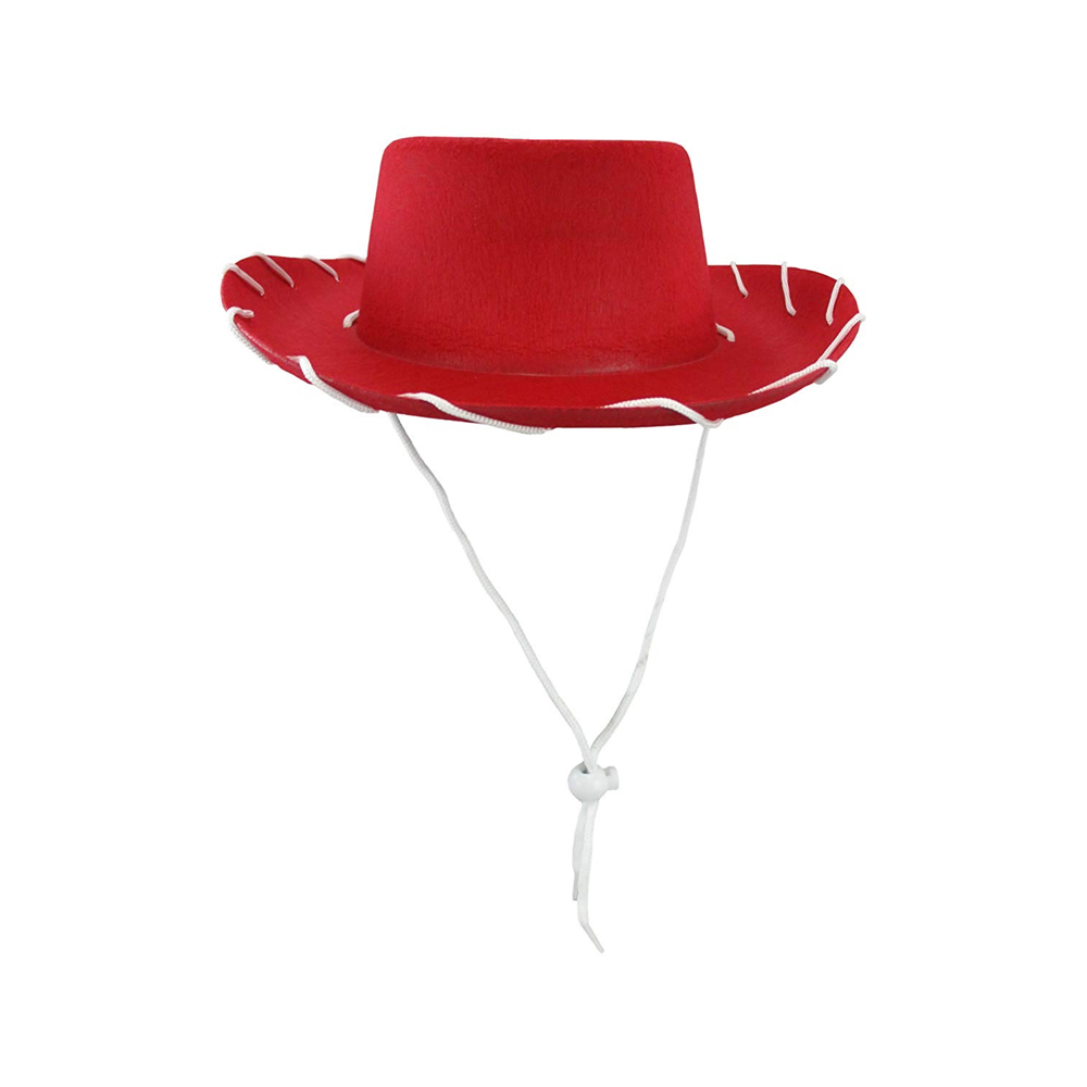Jessie Costume - Toy Story Costume - Jessie Cowboy Hat