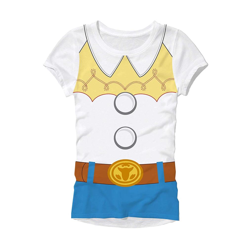 Jessie Costume - Toy Story Costume - Jessie Shirt