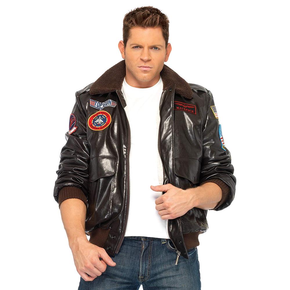 Maverick Costume - Top Gun Cosplay - Maverick Jacket