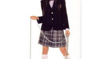 Gogo Yubari Costume - Kill Bill Cosplay - Gogo Yubari Cosplay