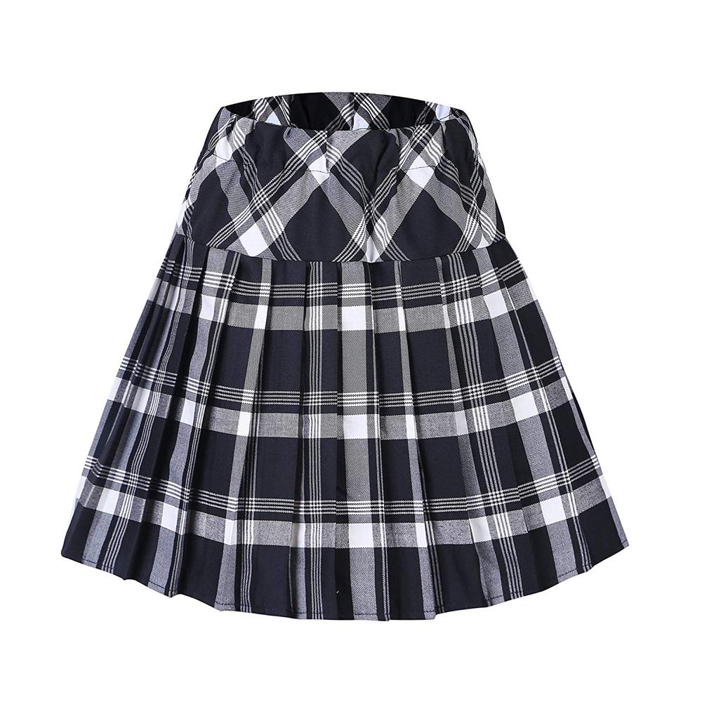 Gogo Yubari Costume - Kill Bill Cosplay - Gogo Yubari Skirt