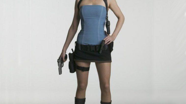 Jill Valentine Costume - Resident Evil - Jill Valentine Shoulder Holster