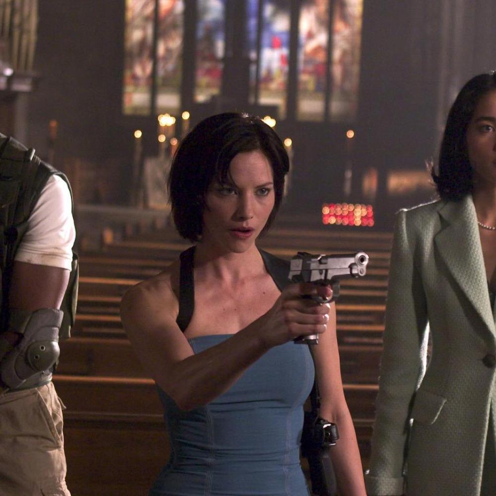 Jill Valentine Costume - Resident Evil - Jill Valentine Guns