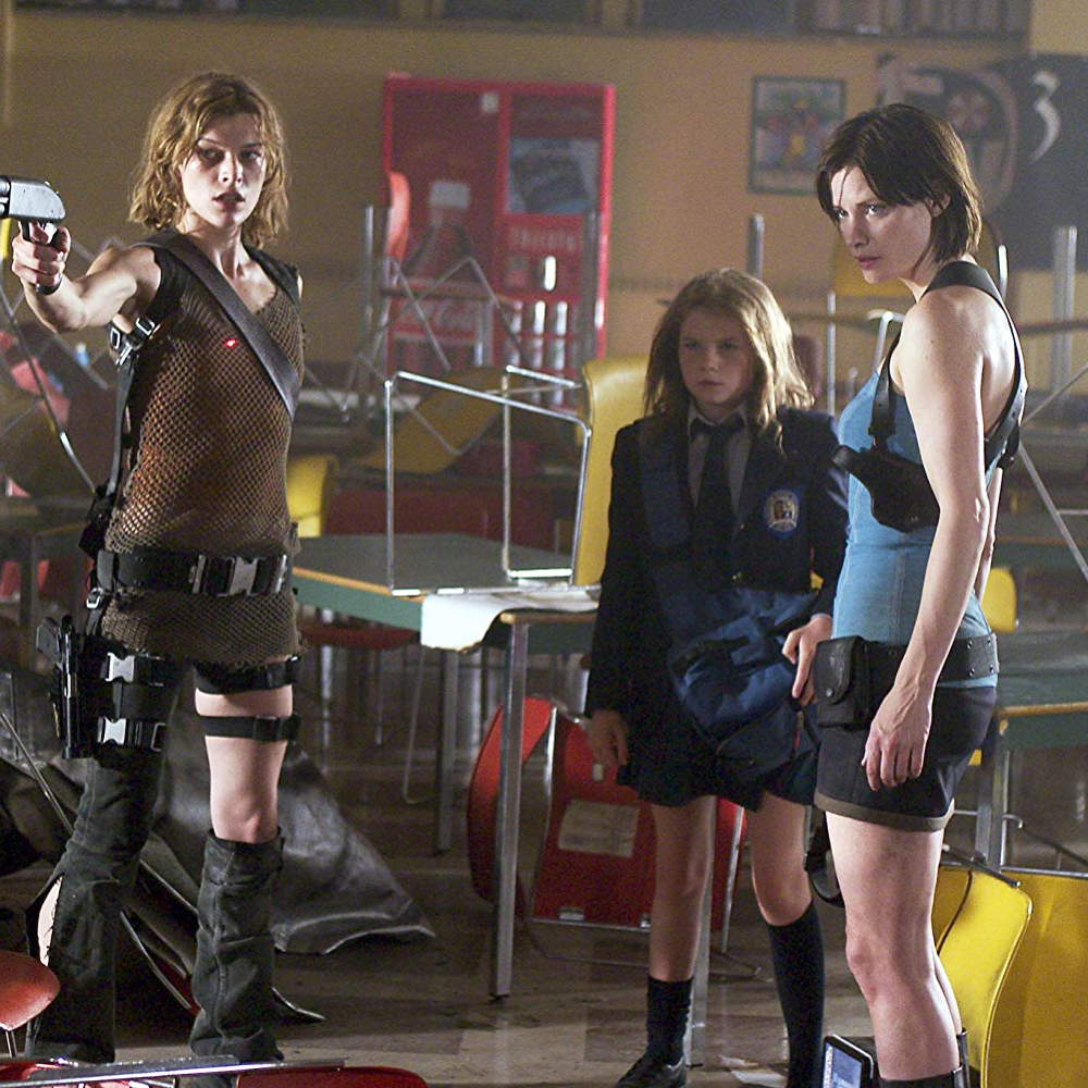 Jill Valentine Costume - Resident Evil - Jill Valentine Tactical Belt