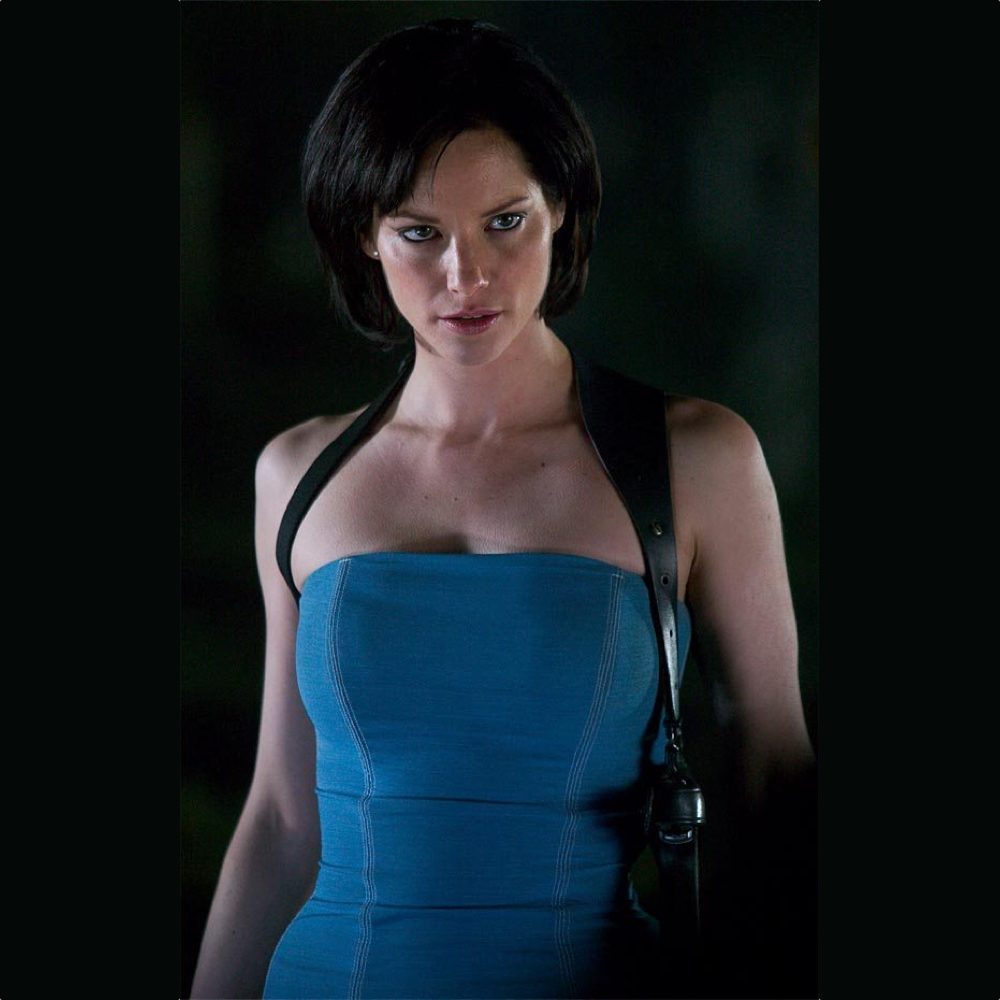 Jill Valentine Costume Resident Evil Movie And Video
