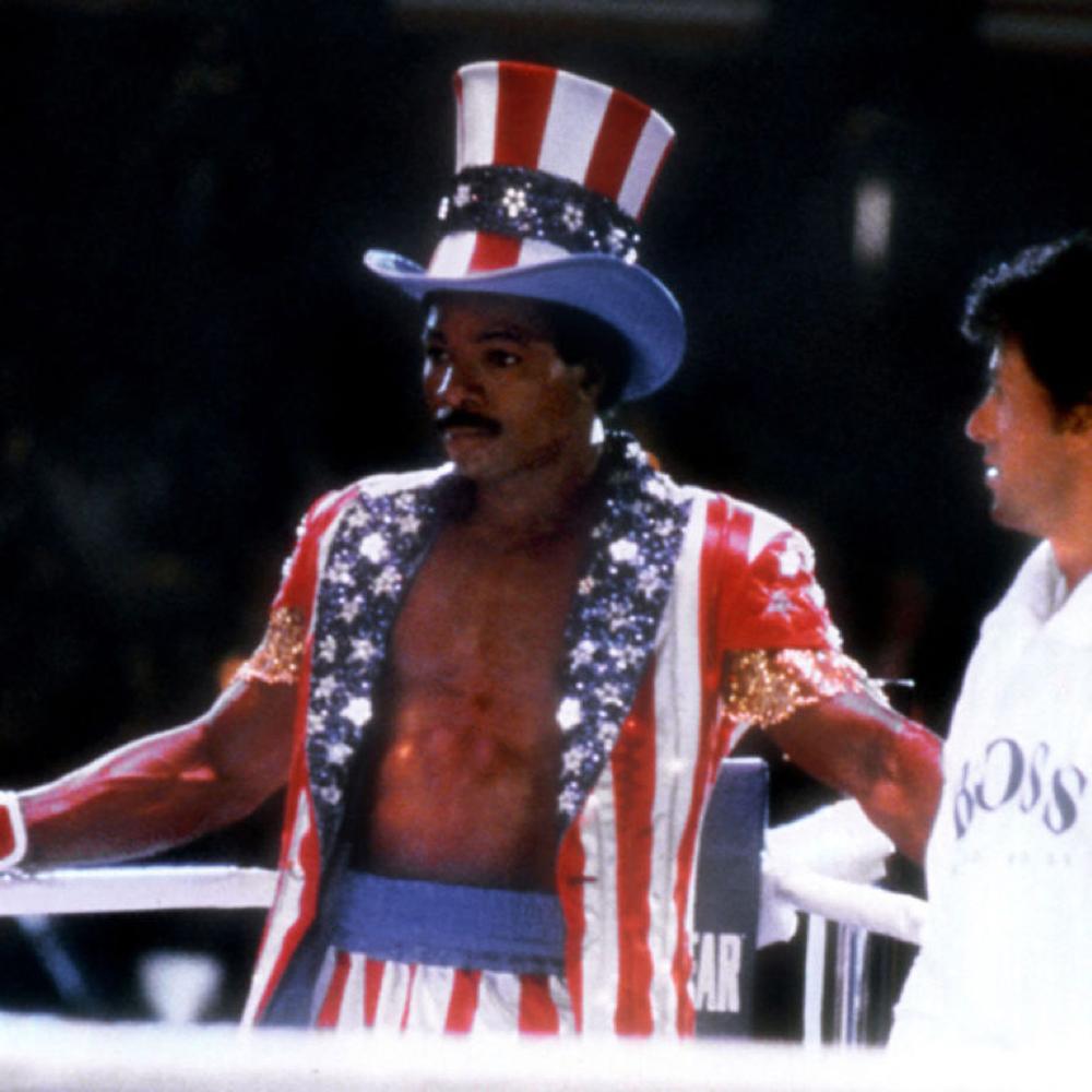 Apollo Creed Costume - Rocky - Apollo Robe