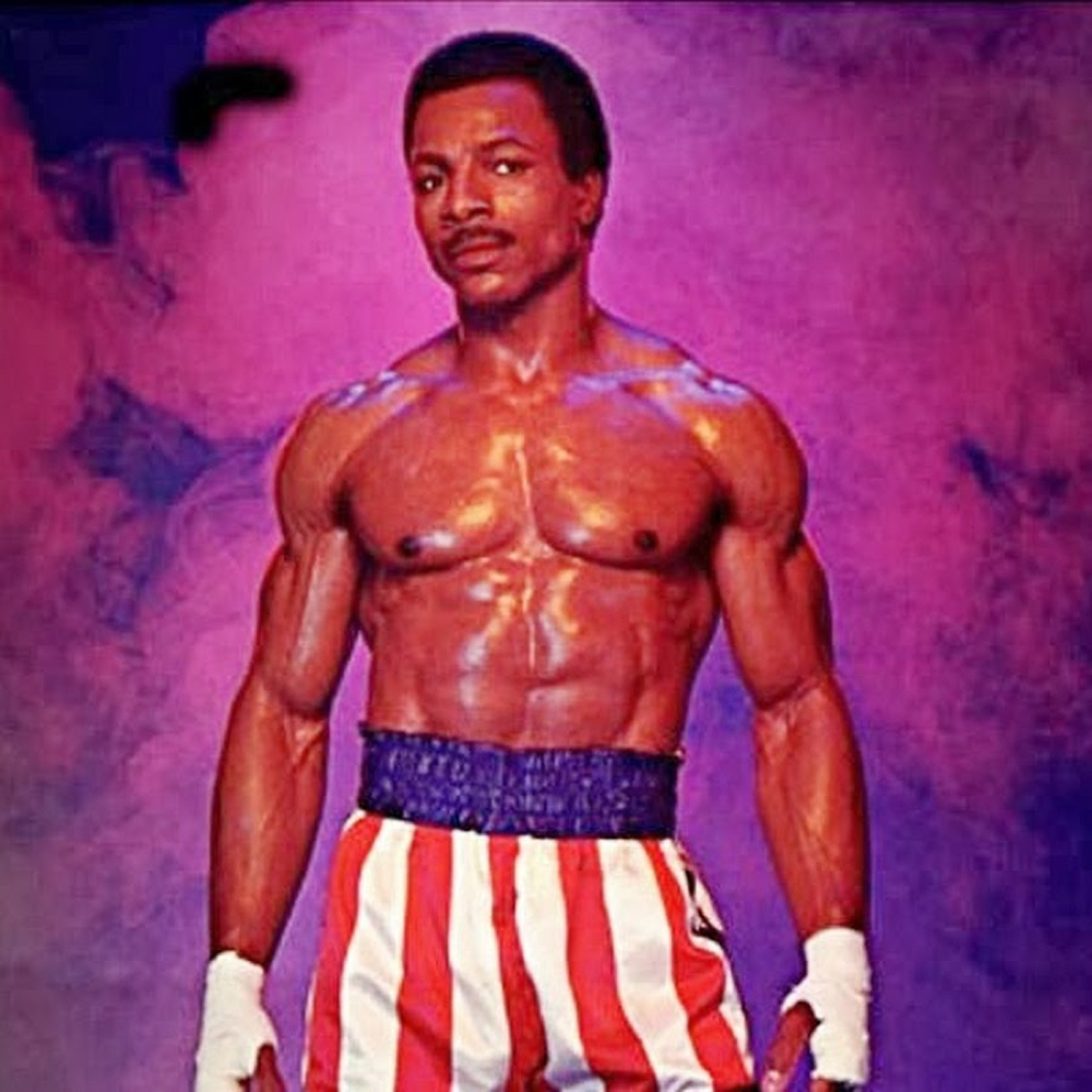 Apollo Creed Costume - Rocky - Apollo Shorts