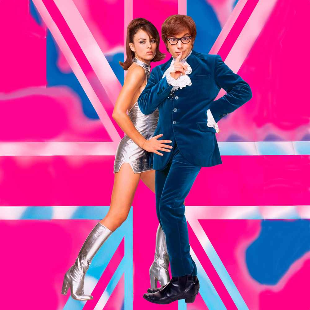 Austin Powers Costume - Austin Powers - Austin Powers Boots