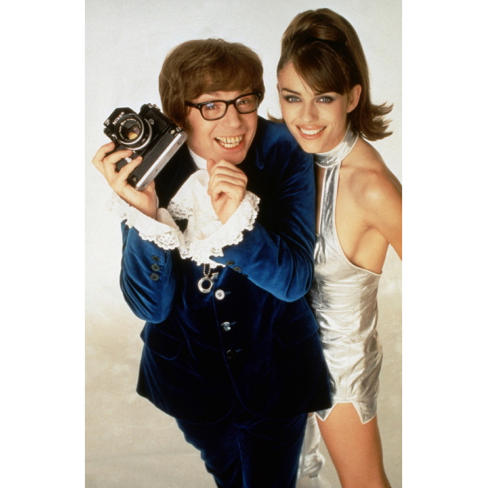 Austin Powers Costume - Austin Powers - Austin Powers Cuffs