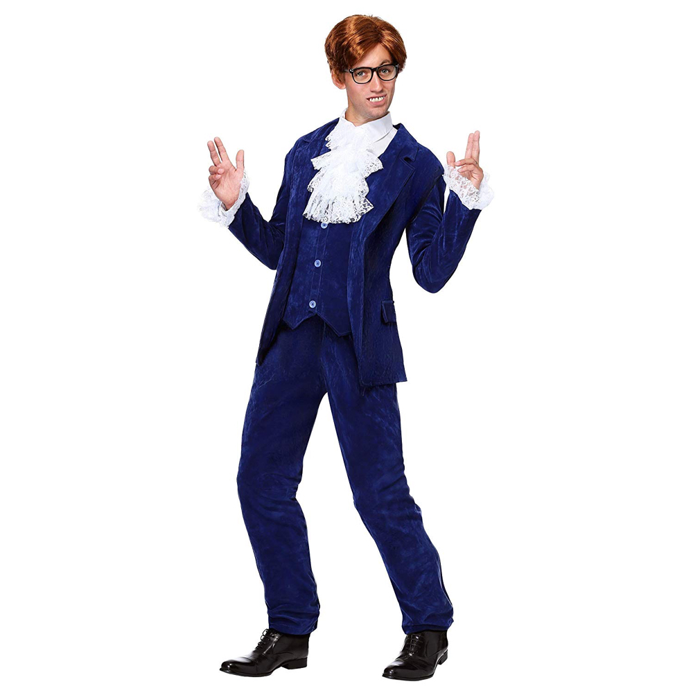 Austin Powers Costume - Austin Powers - Austin Powers Cosplay