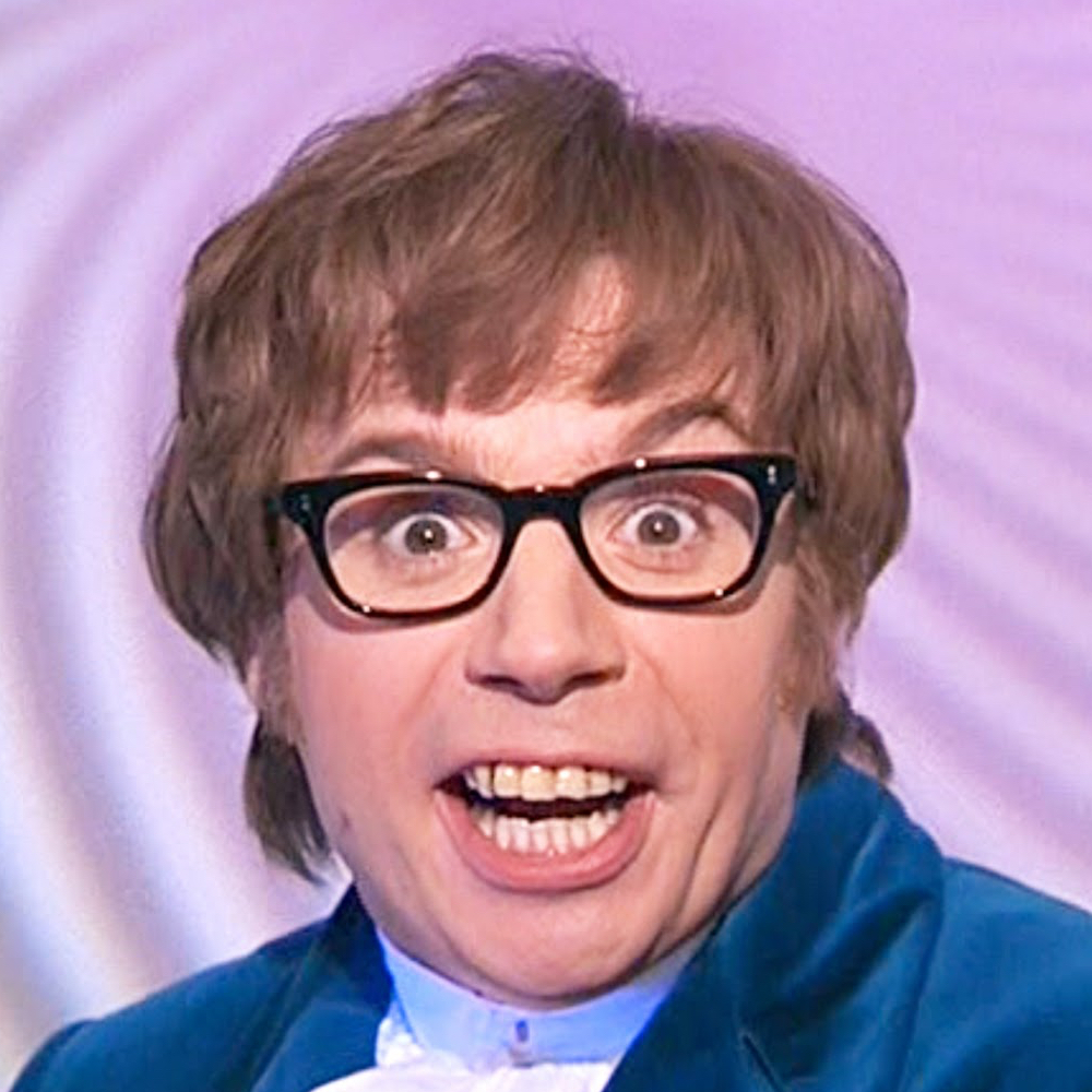 Austin Powers Costume - Austin Powers - Austin Powers Glasses