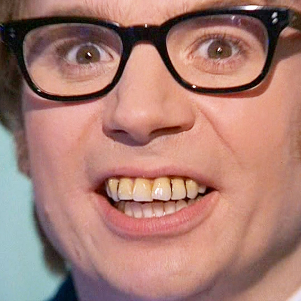 Austin Powers Costume - Austin Powers - Austin Powers Teeth