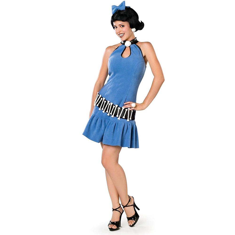 Betty Rubble Costume - The Flintstones - Betty Rubble Complete Costume