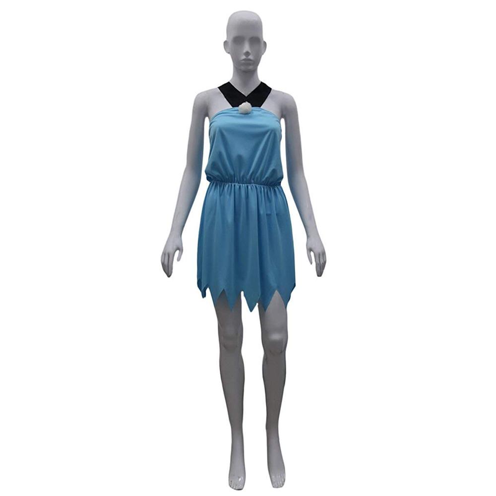 Betty Rubble Costume - The Flintstones - Betty Rubble Dress