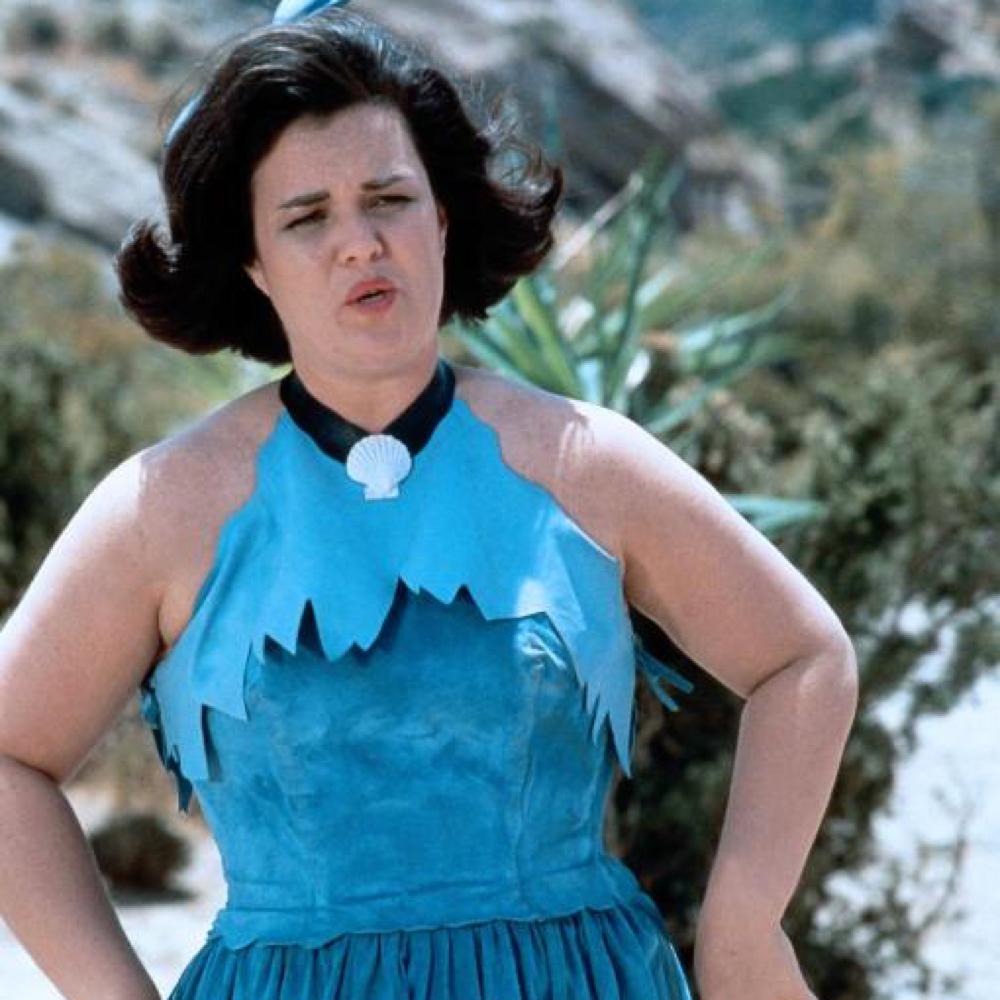 Betty Rubble Costume - The Flintstones - Betty Rubble Shell Brooch