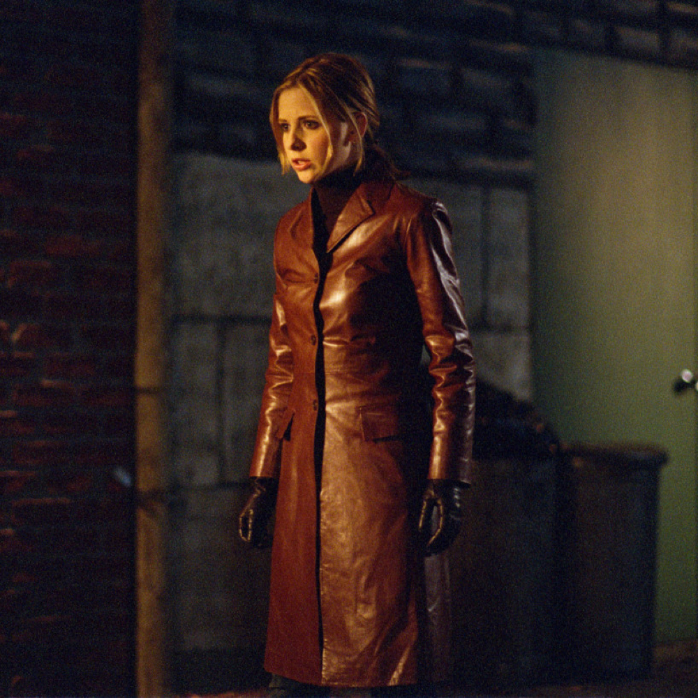 Buffy Summers Costume - Buffy the Vampire - Buffy Summers Coat