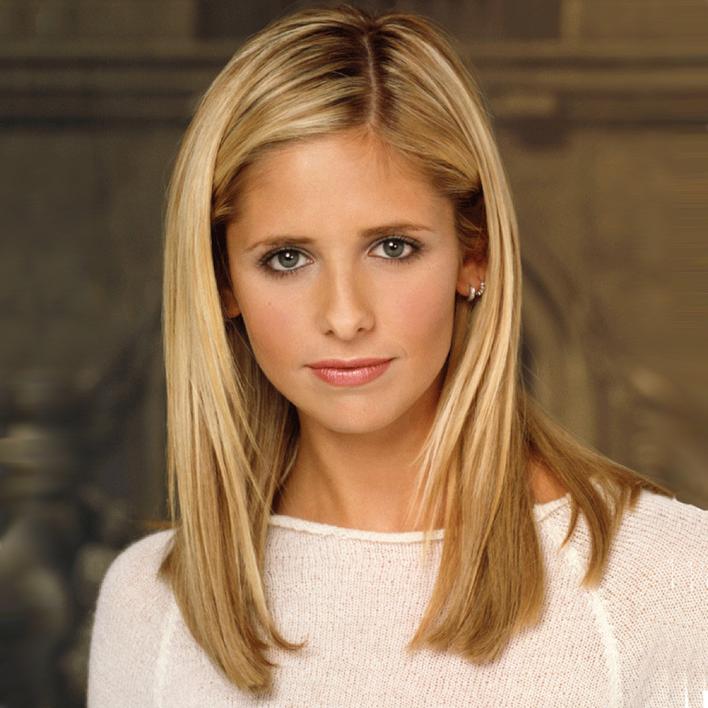 Buffy Summers Costume - Buffy the Vampire - Buffy Summers Hair - Wig