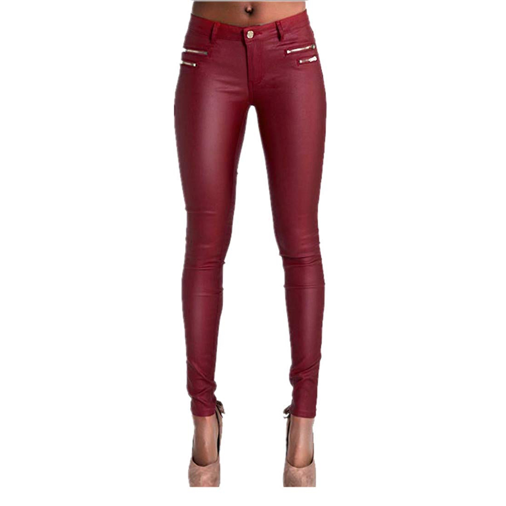Buffy Summers Costume - Buffy the Vampire - Buffy Summers Leather Pants
