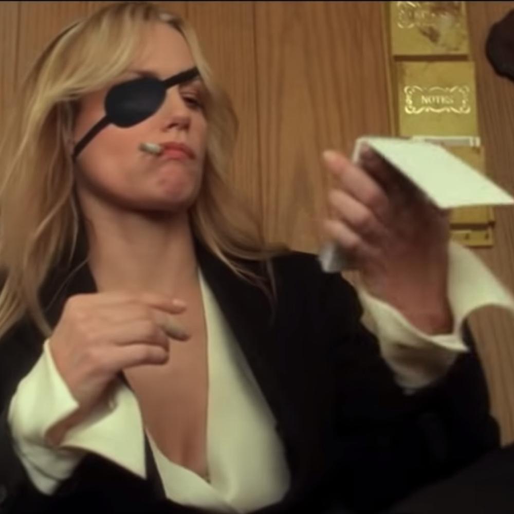 Elle Driver Costume - Kill Bill - Elle Driver Mountain Snake - Elle Driver Shirt