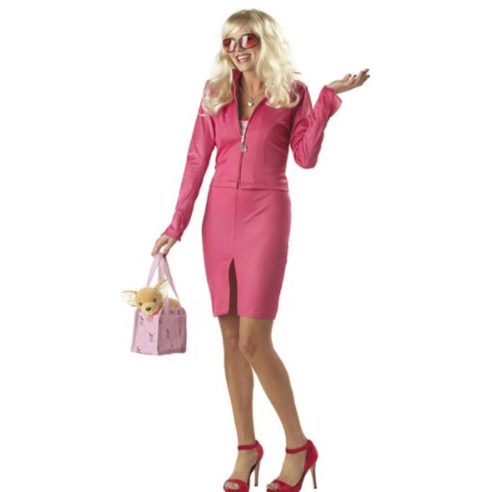 Elle Woods Costume - Legally Blonde Costume - Elle Woods Cosplay