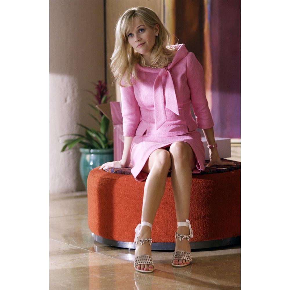 Elle Woods Costume - Legally Blonde Costume - Elle Woods Top