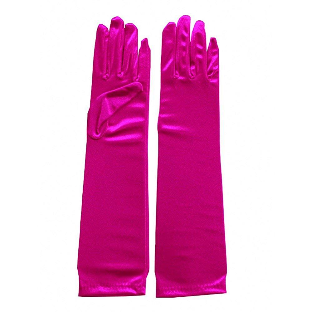 Fembot Costume - Austin Powers - Fembot Gloves