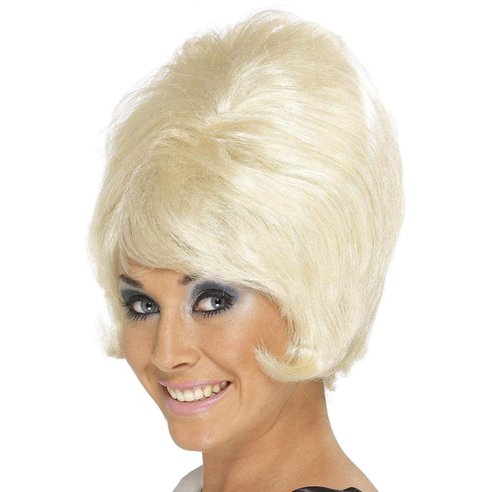 Fembot Costume - Austin Powers - Fembot Hair - Fembot Wig