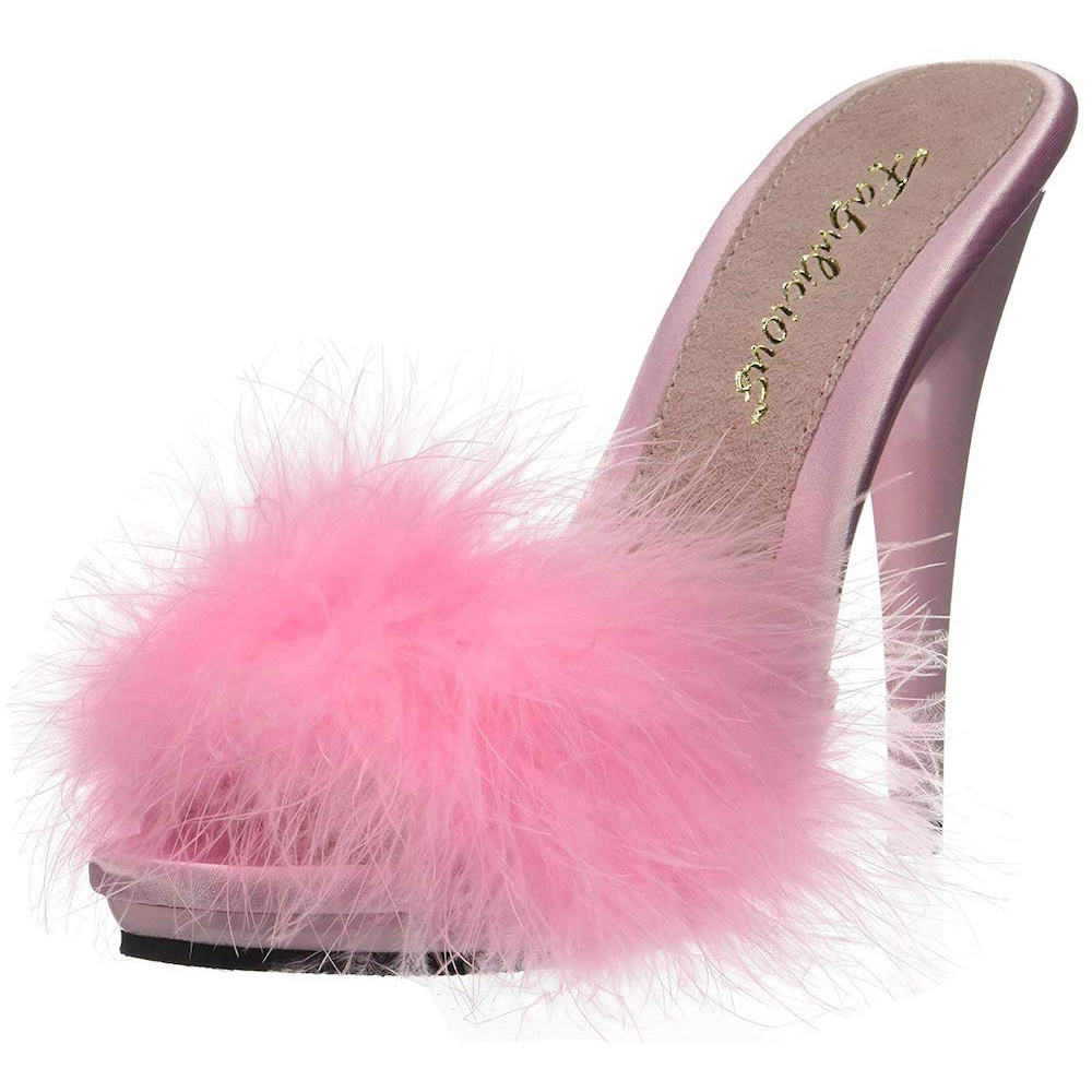 Fembot Costume - Austin Powers - Fembot Slippers