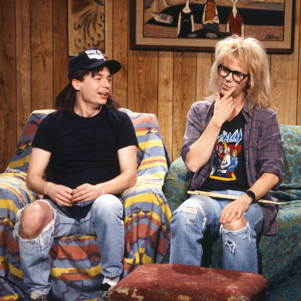 Garth Algar Costume - Wayne's World - Garth Algar Jeans