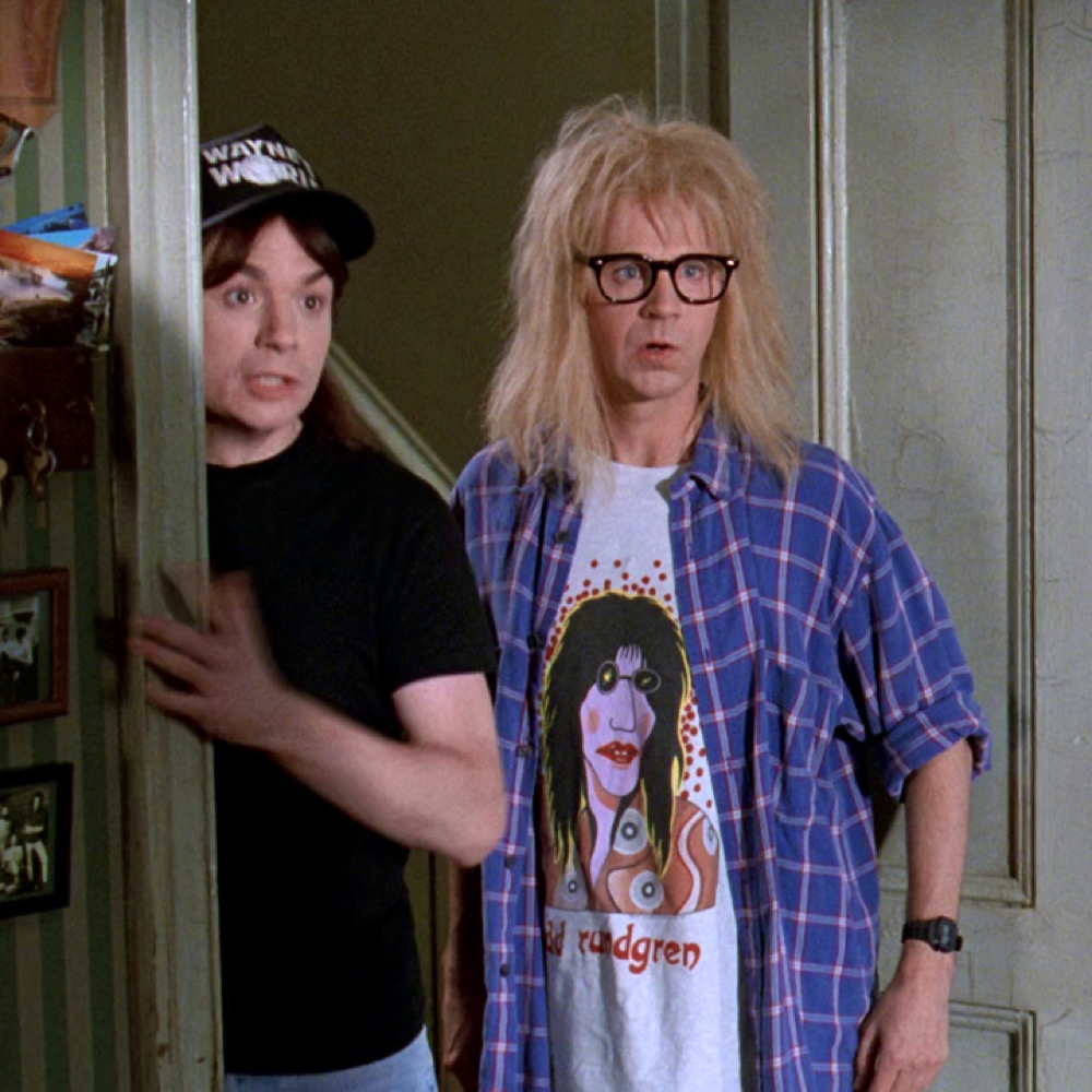Garth Algar Costume - Wayne's World - Garth Algar Shirt