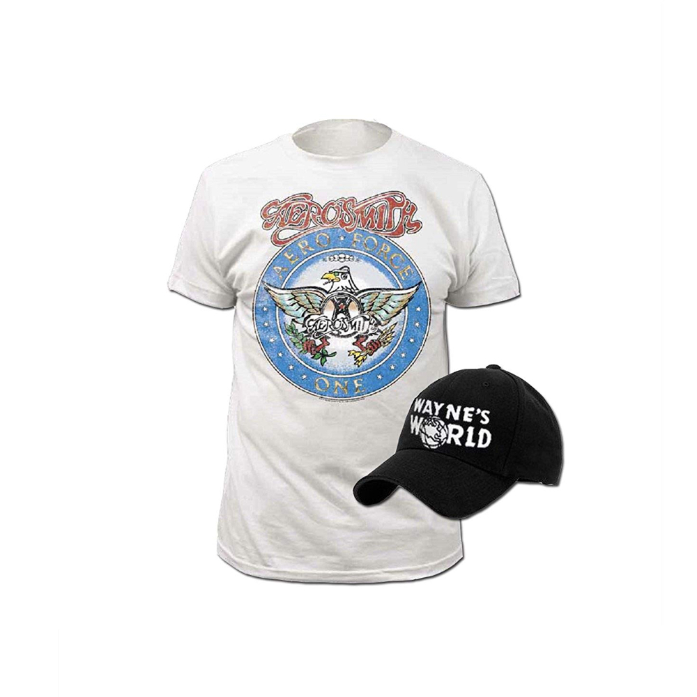 Garth Algar Costume - Wayne's World - Garth Algar T-Shirt