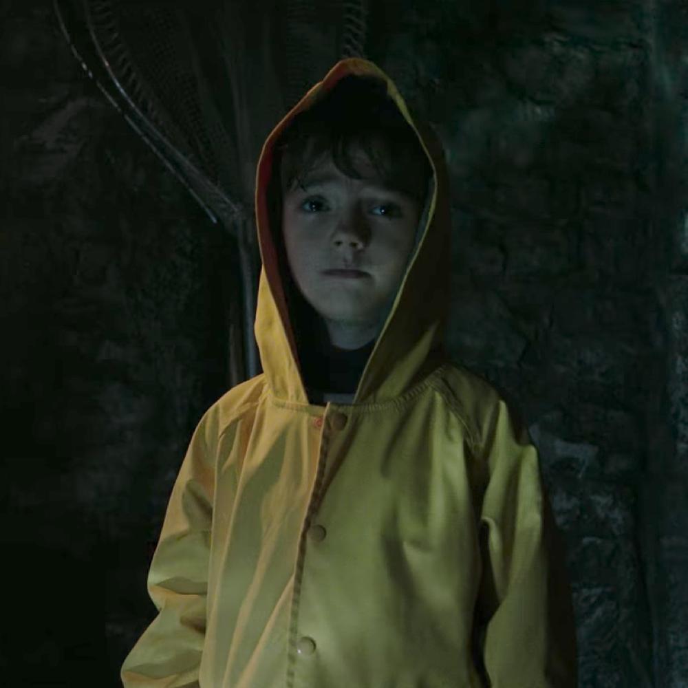 Georgie Costume - IT Costume - Georgie Raincoat
