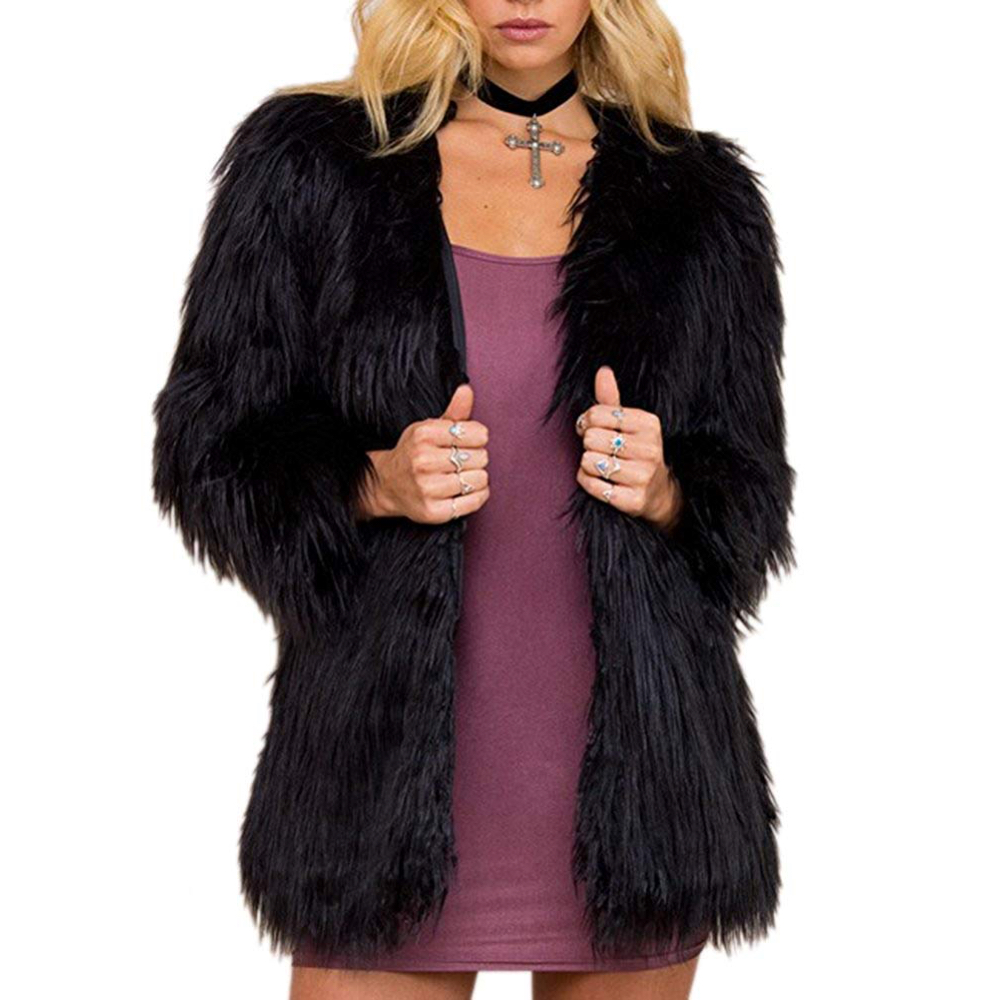 Marla Singer Costume - Fight Club - Marla Singer Fur Coat