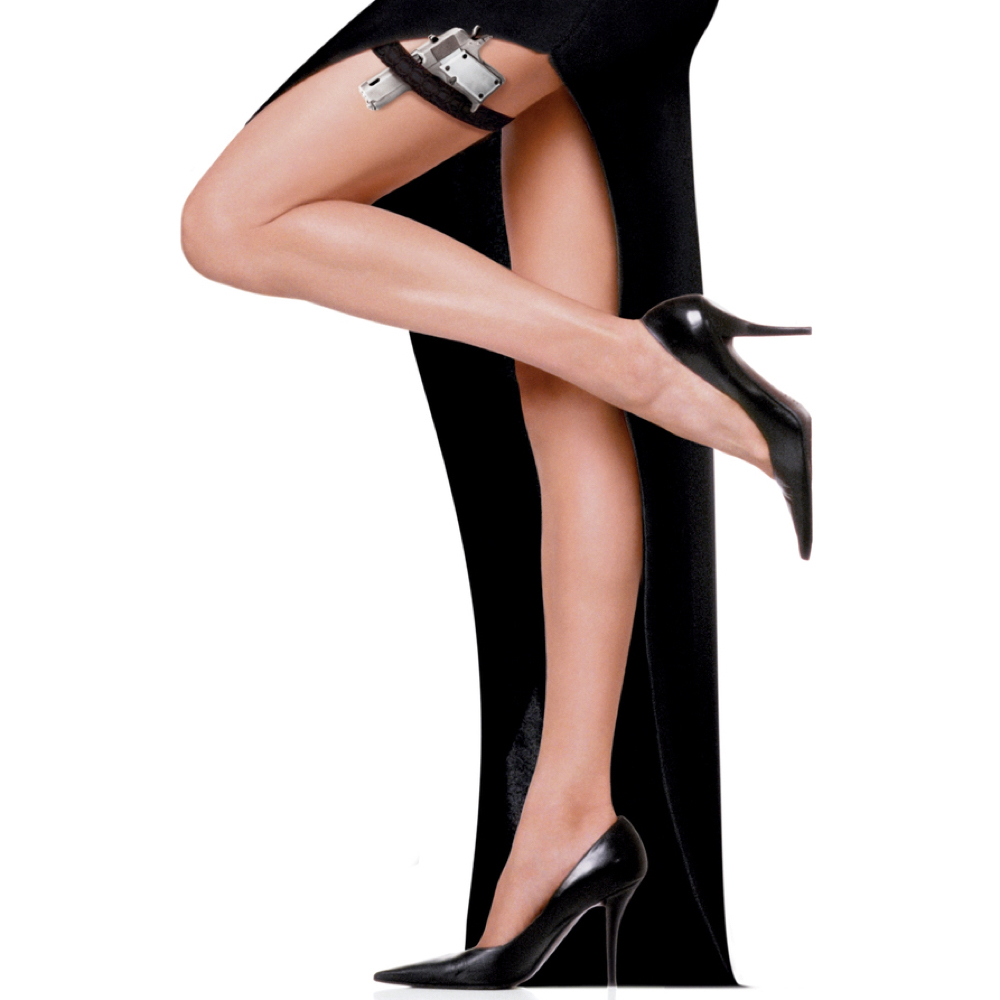 Mr and Mrs Smith Costume - Mr and Mrs Smith - Mrs Smith High Heels