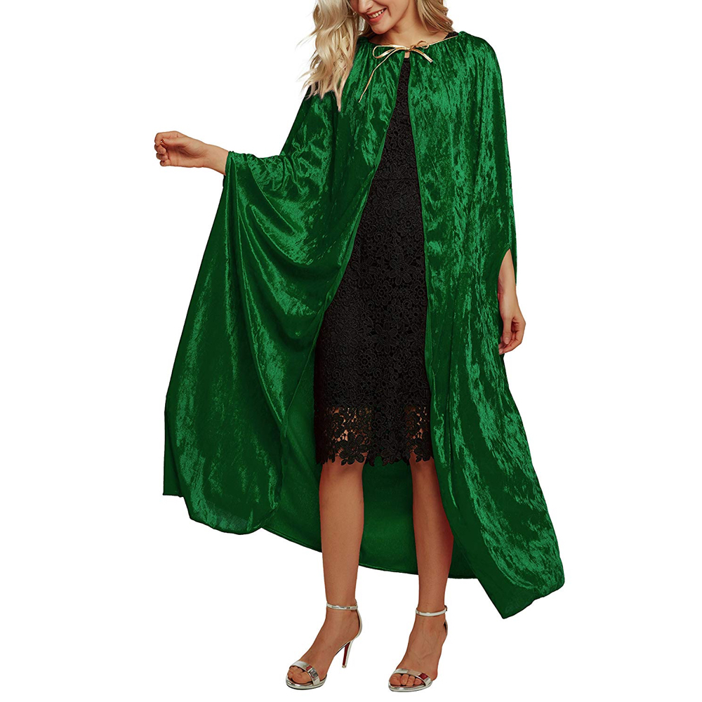 Poison Ivy Costume - Batman and Robin - Poison Ivy Cloak