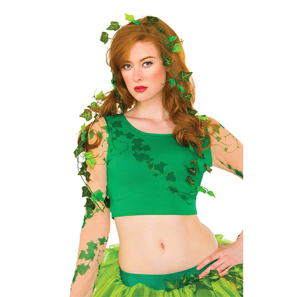 Poison Ivy Costume - Batman and Robin - Poison Ivy Hair Piece