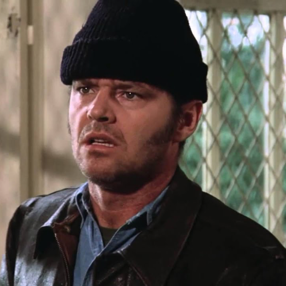 Randle McMurphy Costume - One Flew Over The Cuckoo's Nest - Randle McMurphy Beanie