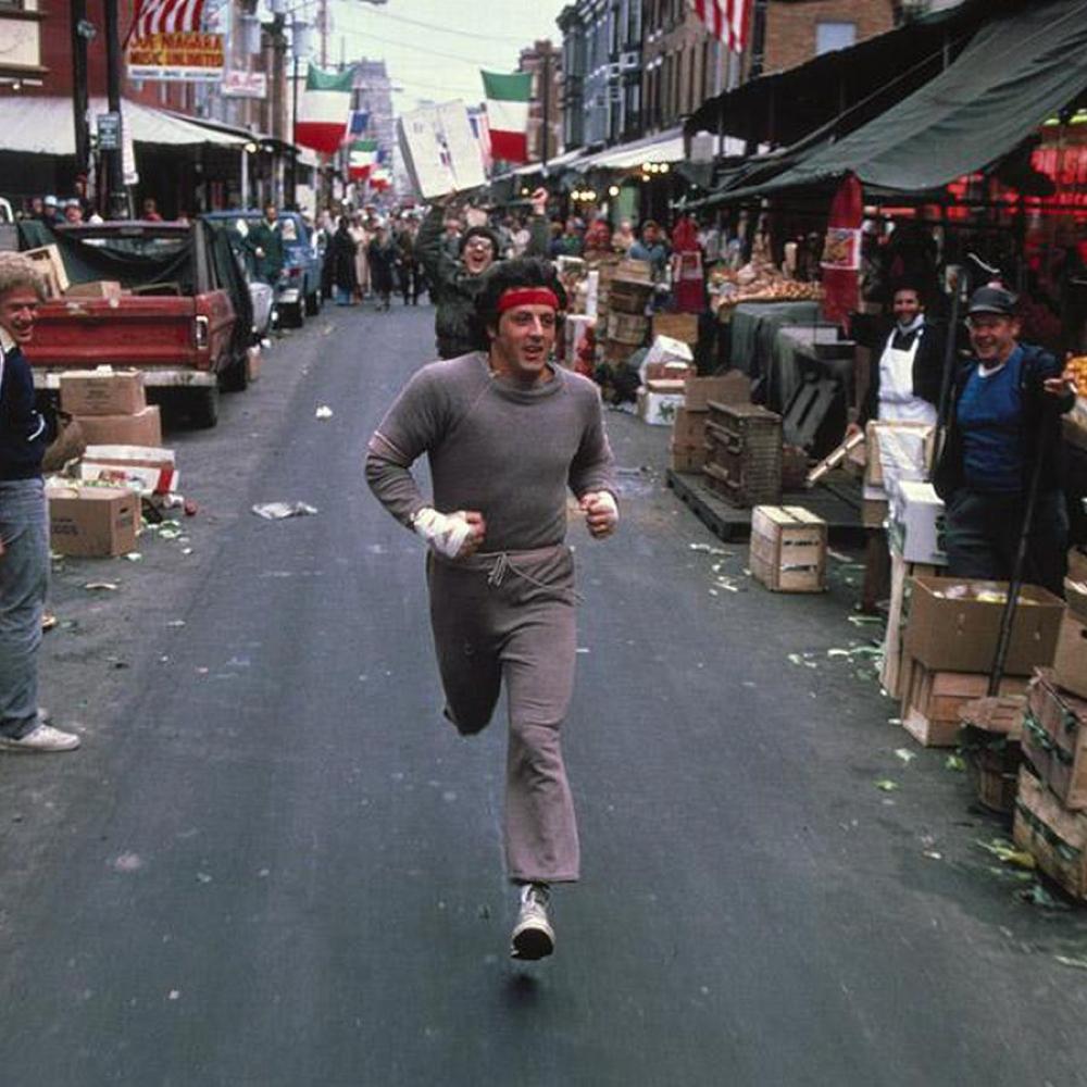 Rocky Balboa Costume - Rocky - Rocky Balboa Converse