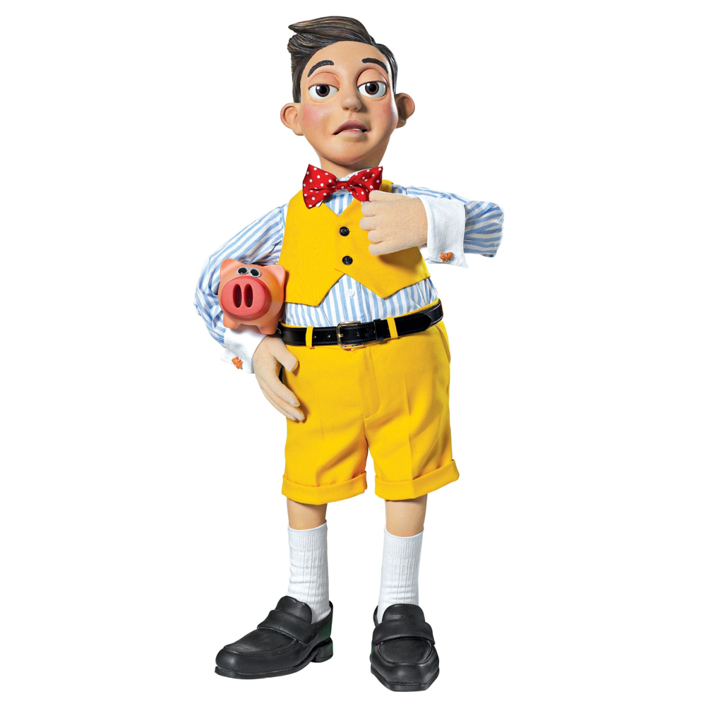 Stingy Costume - Lazy Town - Stingy Shoes