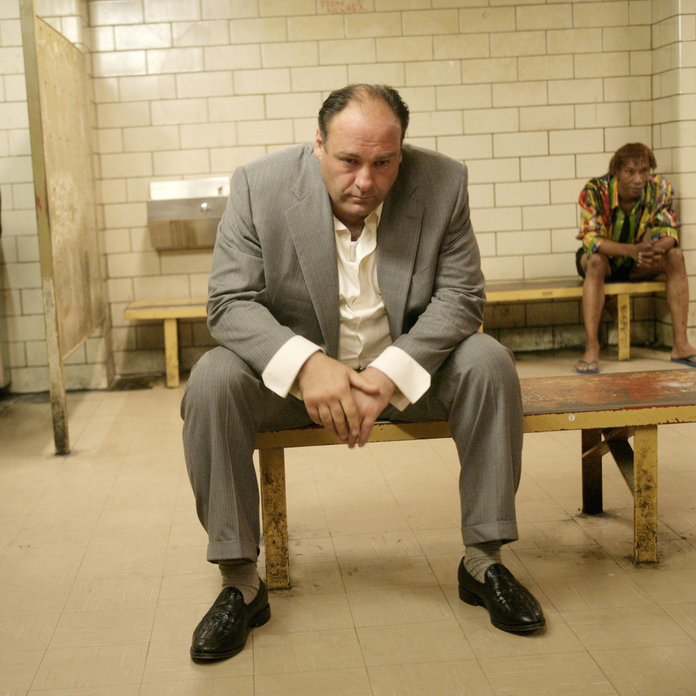 Tony Soprano Costume - The Sopranos - Tony Soprano Shoes