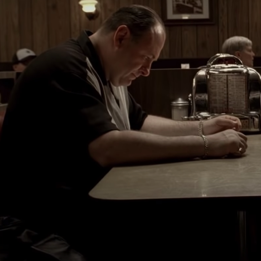 Tony Soprano Costume - The Sopranos - Tony Soprano Watch