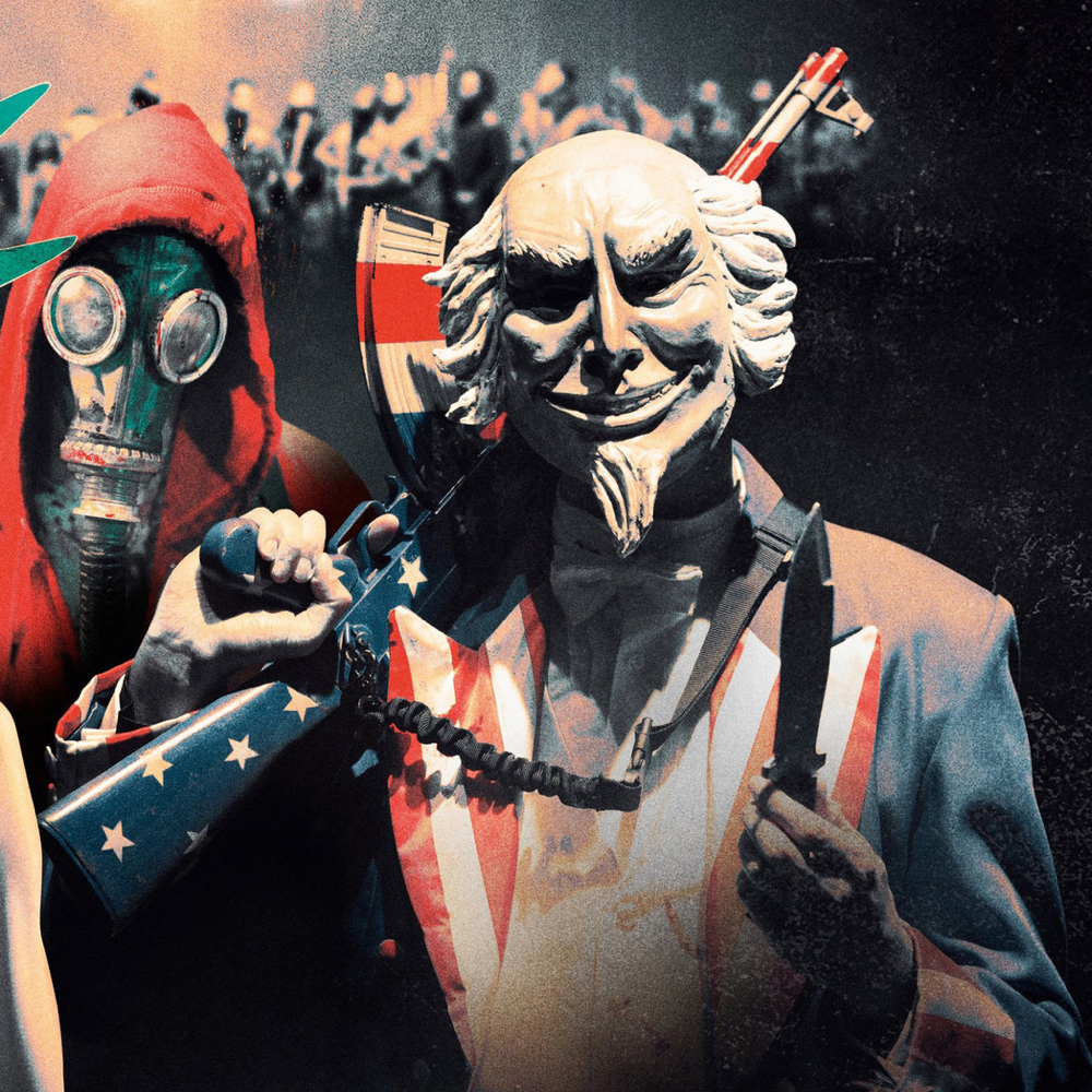 Uncle Sam Costume - The Purge: Election Year - Uncle Sam Kinfe