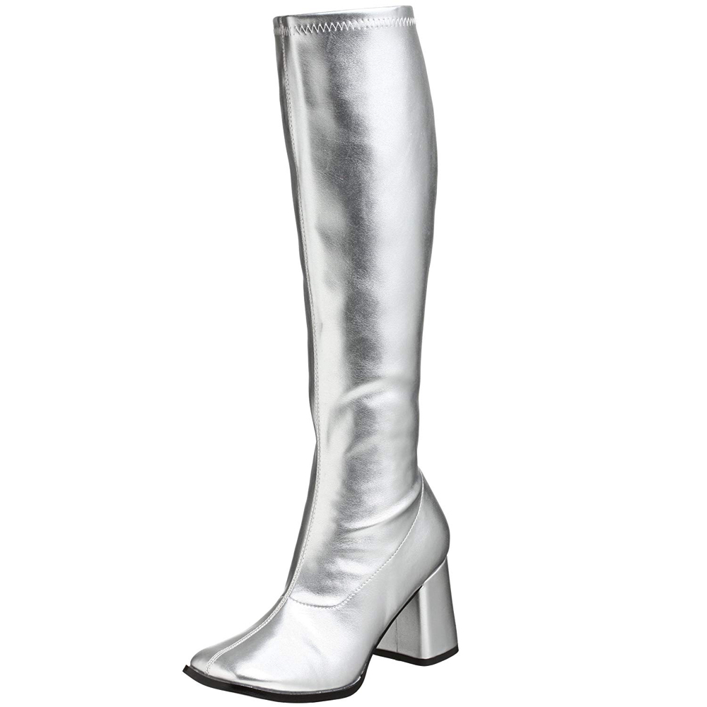 Vanessa Kensington Costume - Austin Powers - Vanessa Kensington Knee High Boots