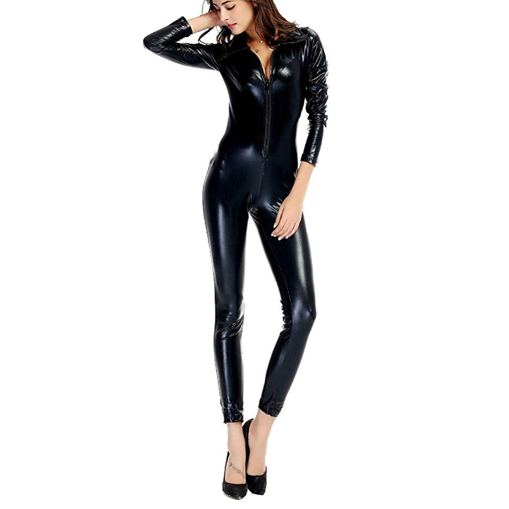 Vanessa Kensington Costume - Austin Powers - Vanessa Kensington Catsuit
