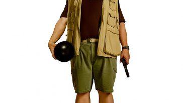 Walter Sobchak Costume - The Big Lebowski - Walter Sobchak Cosplay