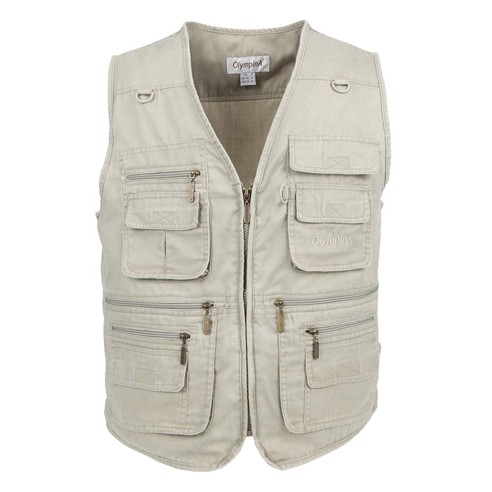 Walter Sobchak Costume - The Big Lebowski - Walter Sobchak Fishing Vest