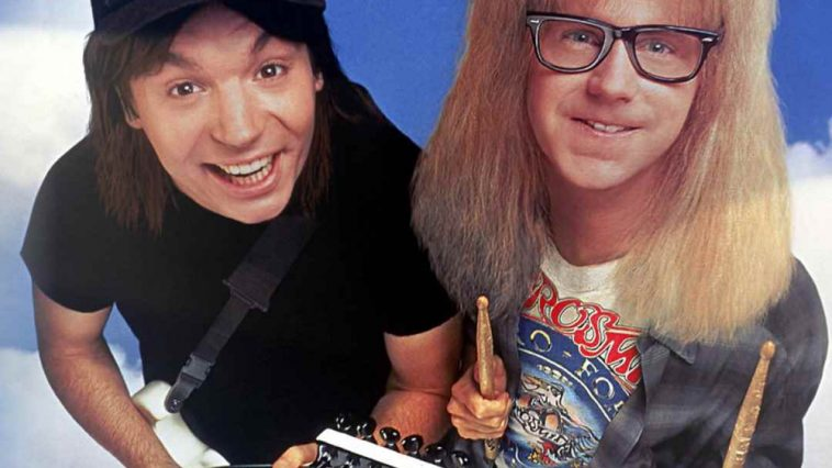Wayne Campbell Costume - Wayne's World - Wayne Campbell Cosplay