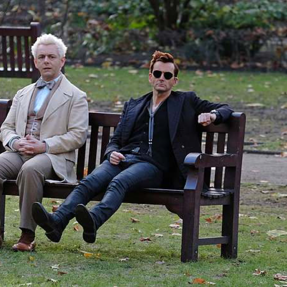 Crowley Costume - Good Omens - Crowley Jeans