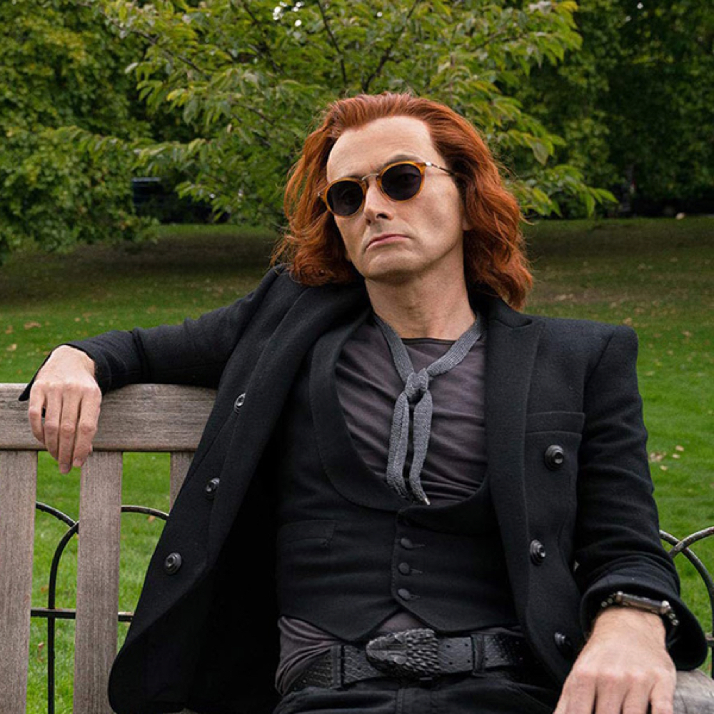 Crowley Costume - Good Omens - Crowley Waistcoat